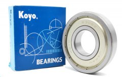 Abnormal operation of KOYO clutch bearing